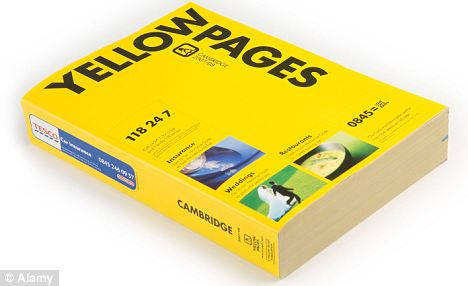 Yellow Pages 2011