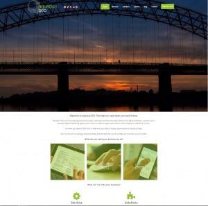 New Aqueous Website