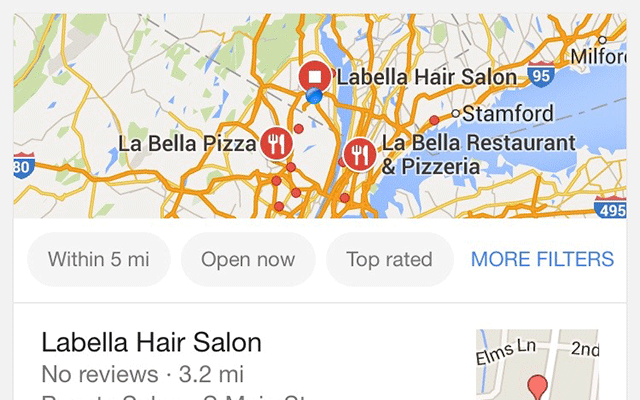 google-local-pack-filters