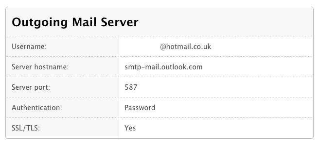 How to solve the problem of Hotmail stopping working on a Mac 4
