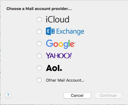 How to solve the problem of Hotmail stopping working on a Mac 7