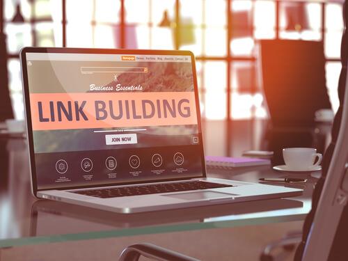 Linkbuilding with Aqueous Digital