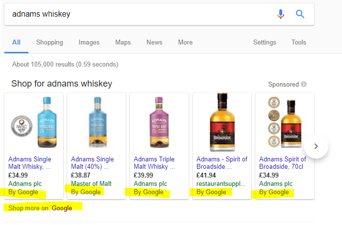 Google Shopping EU Compliance