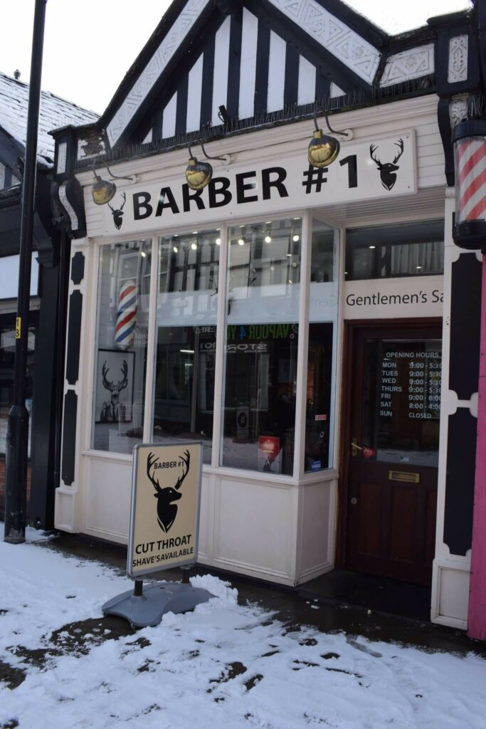 Barber #1 Northwich