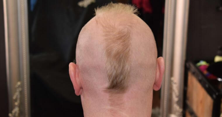 The great Aqueous Shave off