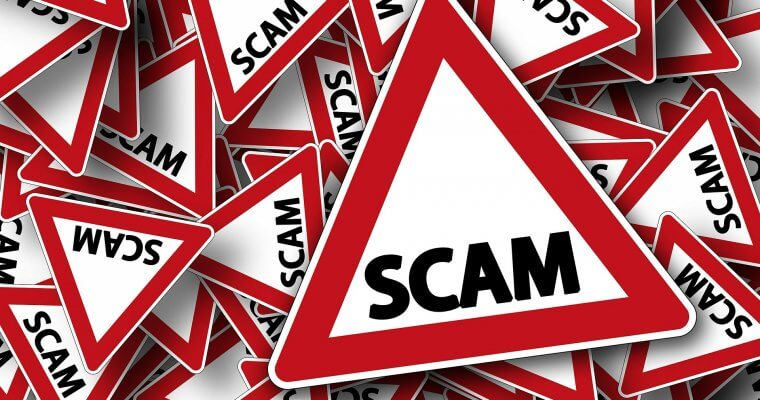 Beware an increase in scam emails trying to defraud your business