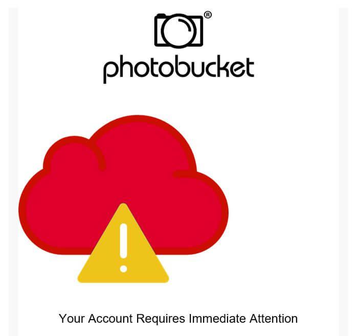Photobucket 30 Jan email