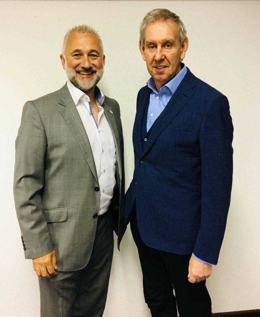 Jonathan Guy & Steve Chambers