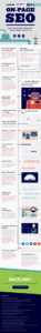 on page seo infographic