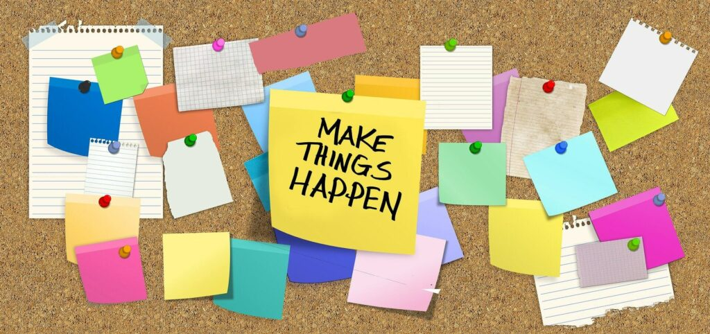 Make Things Happen for your business