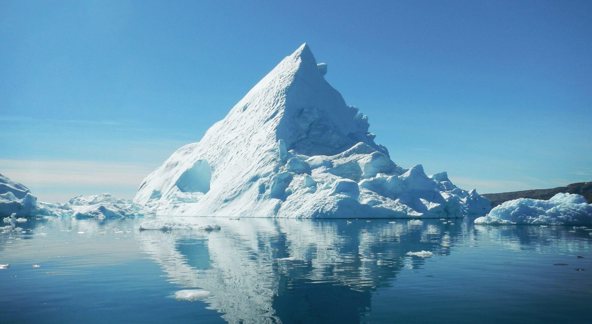 SEO Content Strategy Iceberg