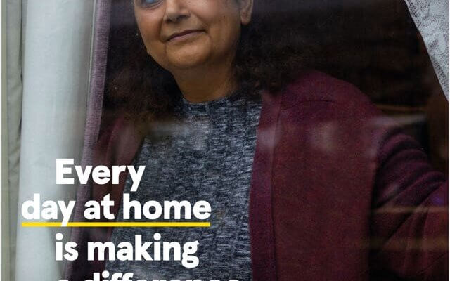 What if the Government's advertising is wrong? What if staying at home won't 'Protect the NHS?'