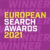 European Search Awards Winner Badge