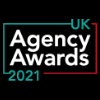 Agency Awards 2021 Finalist badge