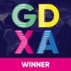 GDXA Winners Badge resized for website homepage